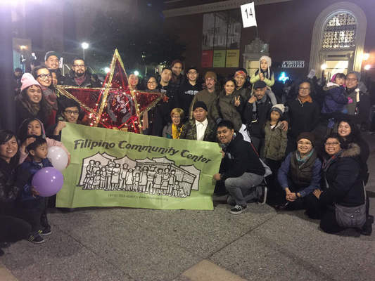 District Highlight: Parol Making with the Filipino Community Center at the de young museum