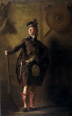 Henry Raeburn, Colonel Alastair Ranaldson Macdonell of Glengarry (1771–1828), 1812. Oil on canvas. Scottish National Gallery