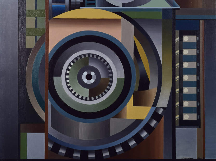 """Watch this featured video trailer for the exhibition """"Cult of the Machine"""" at the de Young museum"""