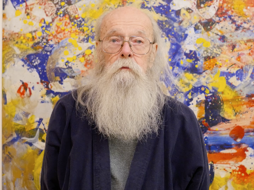 Art in the Present Tense: The Kinetic Painting of Bill Ham