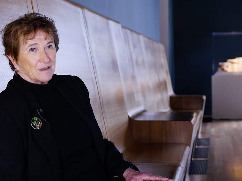 Judy Dater discusses her process and career upon the opening of her exhibition at the de Young.